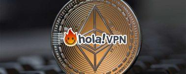 El servicio de criptomonedas MyEtherWallet se ve afectado por un ciberataque dirigido a Hola VPN