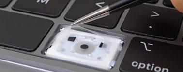 La 'solución' de Apple con el teclado de los MacBook Pro tampoco funciona