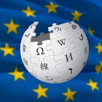 Wikipedia se viste de negro ante la ley europea de derechos de autor que cambiará Internet tal y como lo conocemos