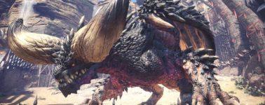 Monster Hunter: World recibirá un exigente parche de texturas en Alta Resolución en Abril