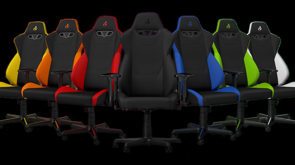 Concepts Gaming Textil ReviewNitro Concepts ReviewNitro S300silla QoCExedWrB