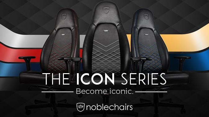 noblechairs ICON oficial 1