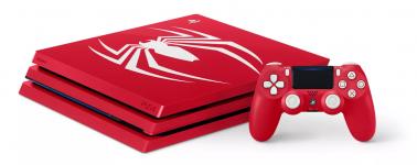 Sony anuncia una nueva PlayStation 4 Pro Edición Spider-Man