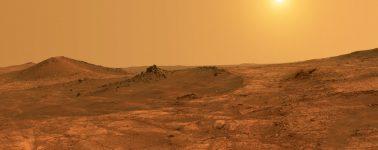 El rover Curiosity de la NASA halla rastros de un oasis en Marte