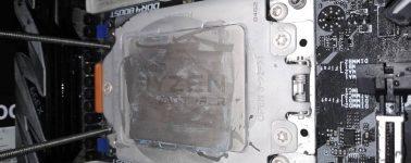 El AMD Ryzen Threadripper 2990WX rompe un nuevo récord, alcanzar los 6.00GHz