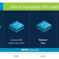 ARM promete superar a un Core i5-7300U con sus Cortex-A76 @ 7nm
