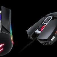 Aorus M5: Ratón gaming con sensor de 16.000 DPI e iluminación RGB