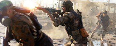 DICE elimina las partidas por pareja del modo Battle Royale del Battlefield V
