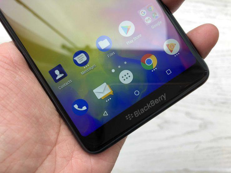 BlackBerry Evolve X 2 740x555 1