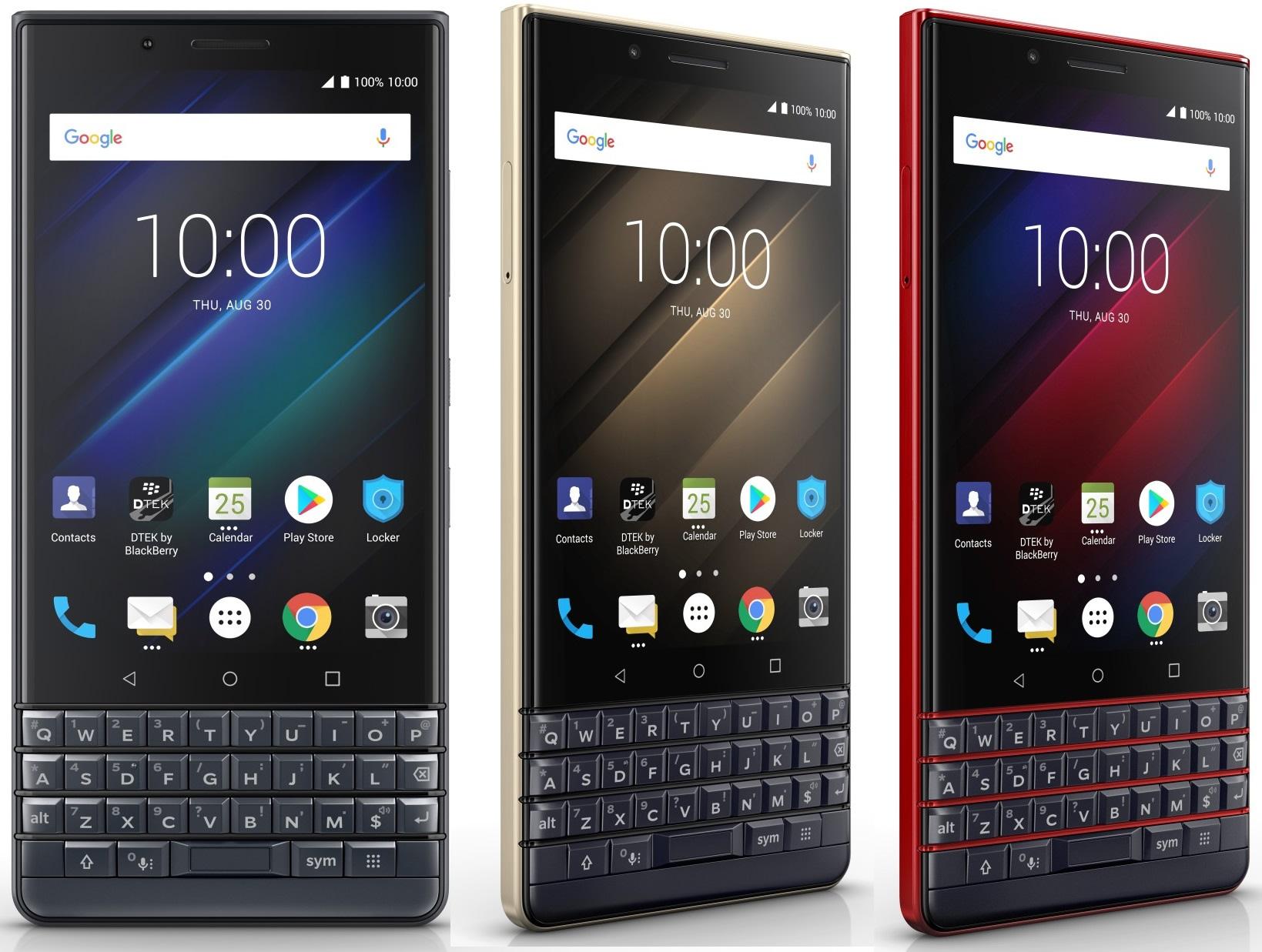BlackBerry KEY2 LE 0