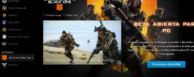 La Beta del Call of Duty: Blackout (Battle Royale) llegará el 10 de Septiembre