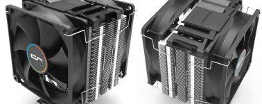 Cryorig H7 Plus & M9 Plus: Ahora con doble ventilador