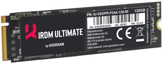 GOODRAM IDRM Ultimate 3 2