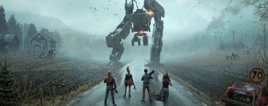 Avalanche Studios publica el primer tráiler del shooter Generation Zero