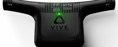 HTC lanzará su adaptador inalámbrico para sus gafas HTC Vive en Septiembre