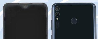 El Huawei Honor 8X se suma a la moda del notch minimalista
