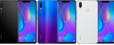 Huawei P Smart+, el Huawei nova 3i para el mercado europeo