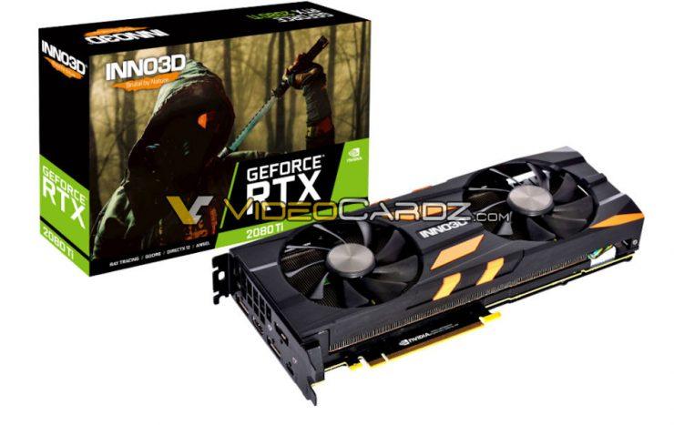 Inno3D GeForce RTX 2080 Ti Twin X2 740x467 2