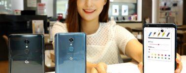 LG Q8 (2018): 6.2″, Snapdragon 450 e inmunidad al agua por 415 euros