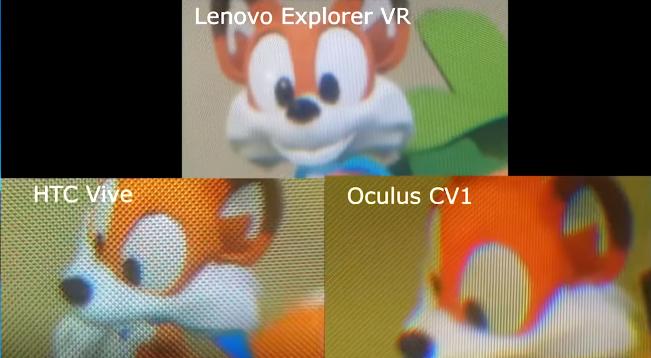 Lenovo Explorer efecto rejilla 14