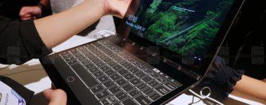 Lenovo Yoga Book C930: Portátil con doble pantalla y sin teclado físico