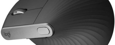 Logitech MX Vertical: Ratón ergonómico que evitará el síndrome del túnel carpiano