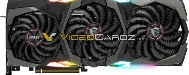 MSI GeForce RTX 2080 Ti Gaming X Trio en imágenes