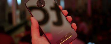 Motorola Moto Z3: 6″ AMOLED, Snapdragon 835, 3000 mAh y MotoMods