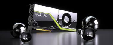Nvidia Quadro RTX: GPU basada en Turing con hasta 96GB de memoria GDDR6