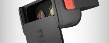 La Nintendo Switch tiene un Modo VR oculto en su interior