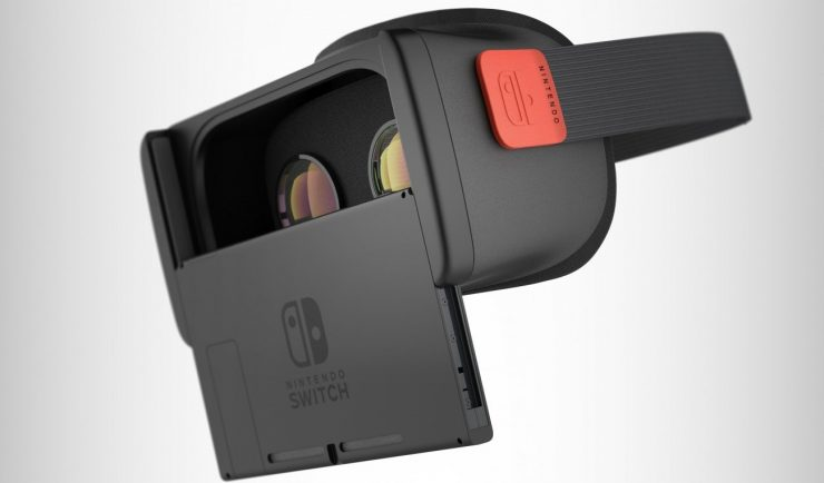 Nintendo Switch Gafas VR 740x434 0