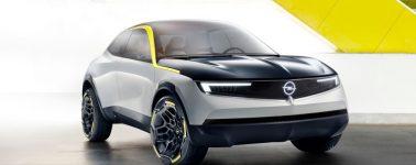 GT X Experimental: Opel se suma a la moda de los SUV eléctricos