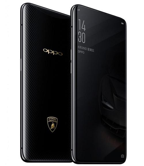 Oppo Find X Lamborghini 0