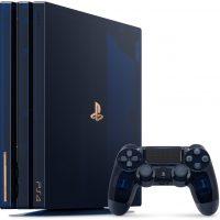 Una PlayStation 4 Pro translúcida para celebrar las 500M de PlayStation vendidas