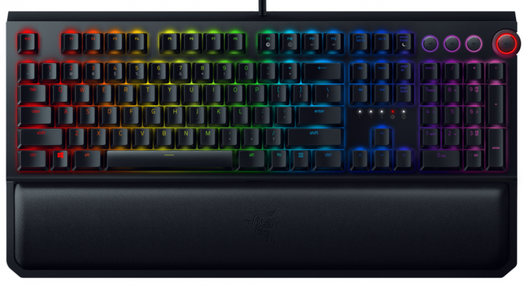 Razer Blackwidow Elite Oficial