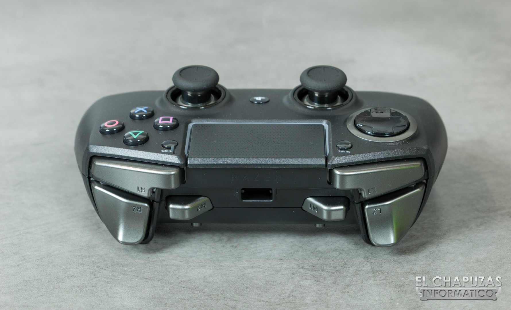 Review Razer Raiju Ultimate The razer raiju ultimate is our first controller to feature both bluetooth and wired connection. review razer raiju ultimate