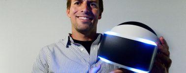 Google se hace con el ingeniero jefe de Realidad Virtual de PlayStation