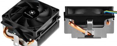 SilverStone KR01: Disipador CPU de perfil bajo, alto rendimiento y económico