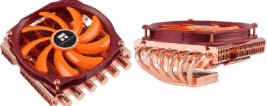 Thermalright AXP-100: Disipador CPU enteramente de cobre
