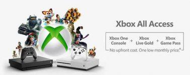 Microsoft lanza 'Xbox All Access', su nuevo plan de financiación