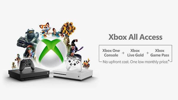 Xbox All Access 0