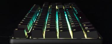 Xiaomi Game Keyboard: Teclado mecánico con iluminación RGB por 29 euros