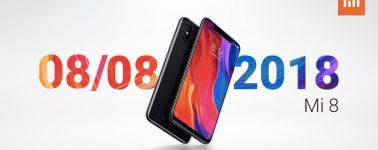 El Xiaomi Mi 8 llegará a España la próxima semana