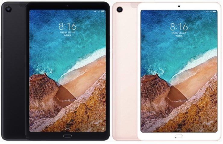 Xiaomi Mi Pad 4 Plus 740x480 0