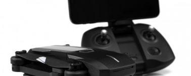 Yuneec Mantis Q: Dron de tamaño compacto con cámara 4K y control por voz