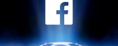 Facebook emitirá gratis la Champions League en Latinoamérica