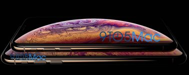 Así lucirían los iPhone XS y el Apple Watch Series 4