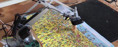 Crean un robot basado en Inteligencia Artificial para jugar a '¿Dónde está Wally?'