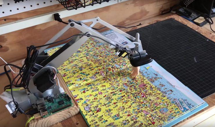 robot donde esta wally inteligencia artificial 740x436 0