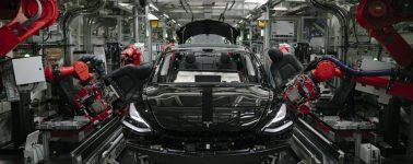 Tesla despide al 7 por ciento de los empleados a tiempo completo de su plantilla